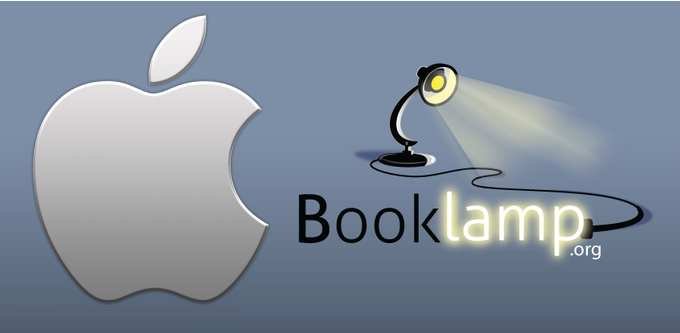 booklamp apple
