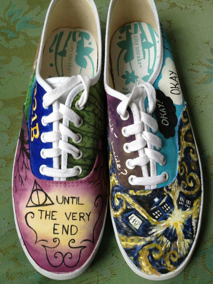 10 Harry potter shoes