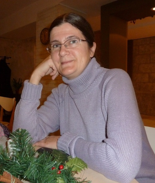 Milena Zlatarova