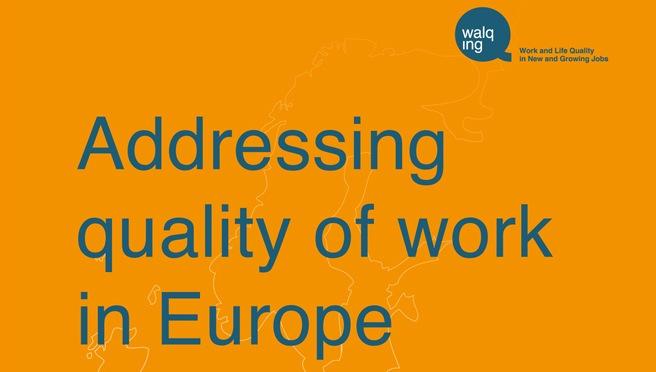 """Представяне на книга с авторски доклади """"Подобряване качеството на труда в Европа"""""""