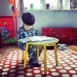 Как четат децата: Сава Попов