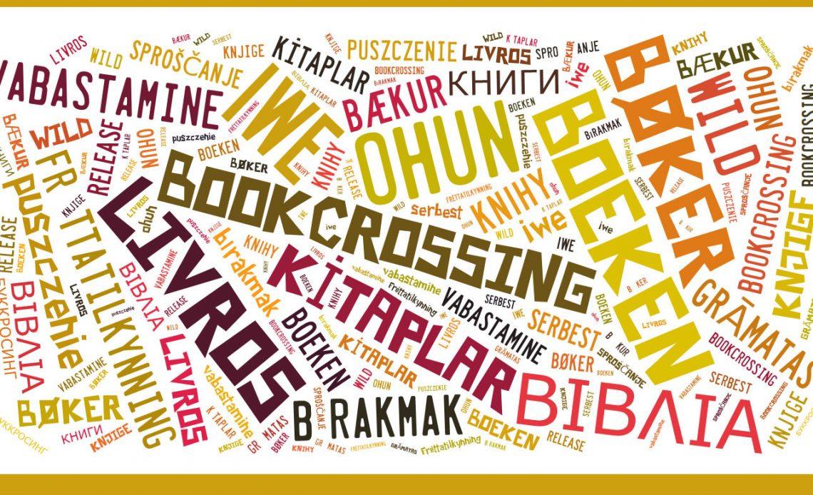 bookcrossing cloud