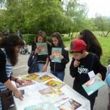"""Над 120 деца получиха пътуващи книги на празника """"Фамилатлон"""""""