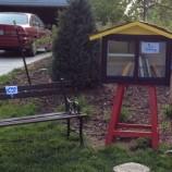 """Лемъни Сникет в подкрепа на 9- годишния Спенсър Колинс и неговата """"малка безплатна библиотека"""""""