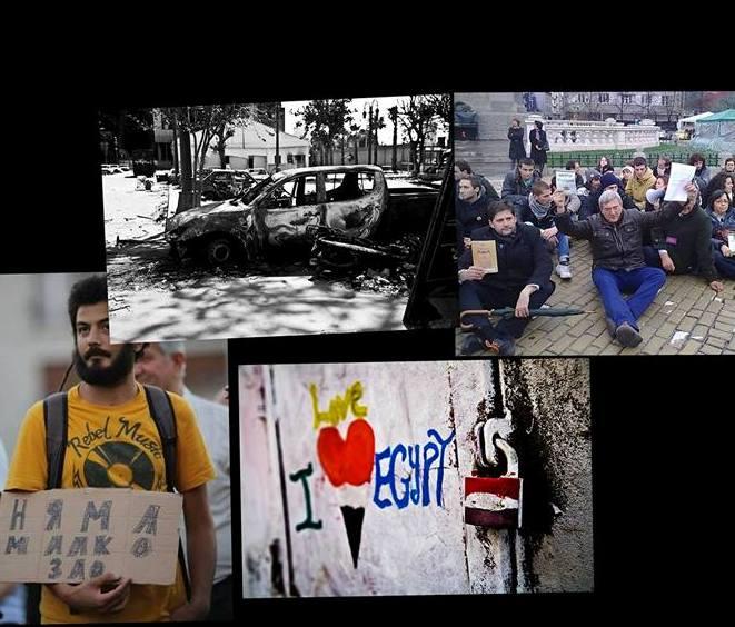 """СтолицаЛитература"" 2014: Писателите и протестите"