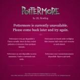 Феновете на Хари Потър претовариха сайта Pottermore заради нов разказ на Роулинг