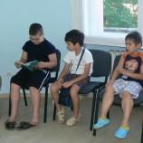Влиянието на изкуствата върху творческите способности на децата изследват в русенската библиотека