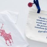 Ралф Лорън с програма за детска грамотност и тематична модна линия