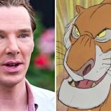 Сблъсък на титаните: кой ще бъде по-добър тигър – Бенедикт Къмбърбач или Идрис Елба?