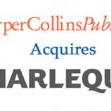 Harlequin става част от семейството на HarperCollins