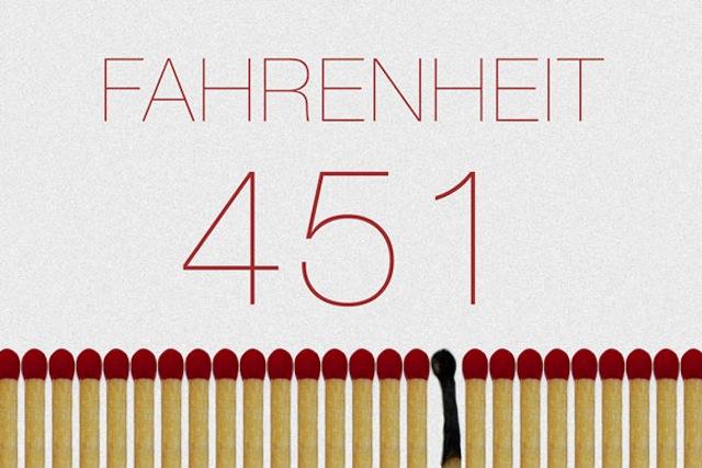 Farenhait 451 Rei Bredbari