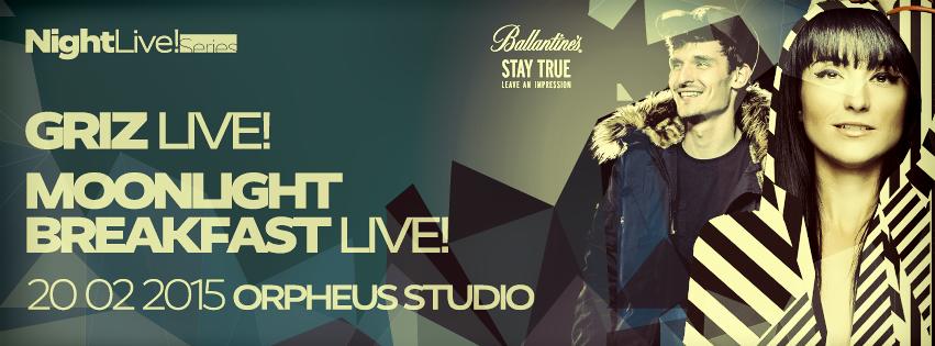 NightLive Series ft. Moonlight Breakfast Live & GRiZ Live presented by EventEase