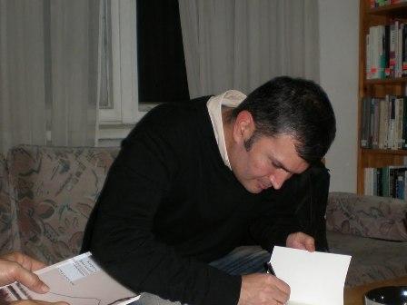 """Премиера на книгата """"Провинции"""" от Кирил Василев"""