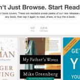 HarperCollins стартира продажбата на е-книги и в социалните мрежи