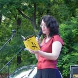 Катерина Стойкова-Клемър с проект за 365 превода на български поети през 2015г.