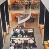 Да се разходим в Университетската библиотека в Лайпциг. В една от 16-те