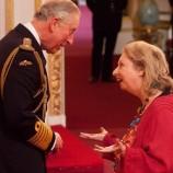 Хилари Мантел получи Ордена на Британската империя