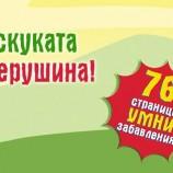 """Най-доброто от финландското образование в книжките """"Играй и учи с Angry Birds"""""""