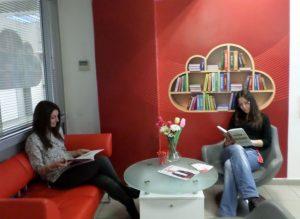 Biblioteka na rabotnoto myasto: Mtel