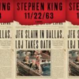 """Снимат минисериал по """"22 ноември 1963"""" на Стивън Кинг"""