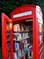 Biblioteki v telefonni kabini