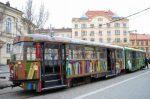Biblioteka tramvay