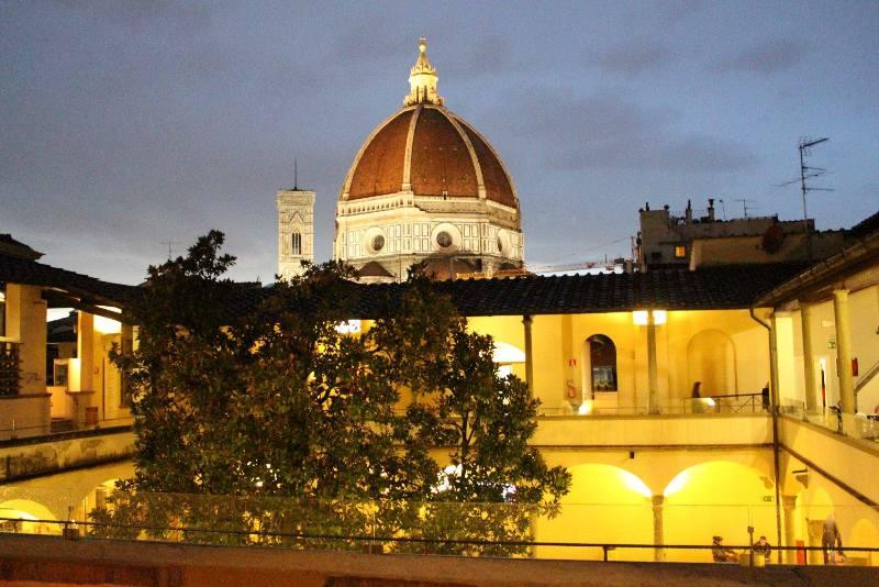 Bibliotekata vav Florencia