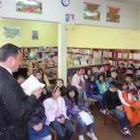 Библиотеката в Павликени с първи почетен читател
