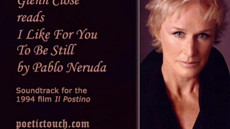 Glen Glouz reads Pablo Neruda
