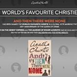 """""""Десет малки негърчета"""" – любима книга от Агата Кристи по целия свят"""