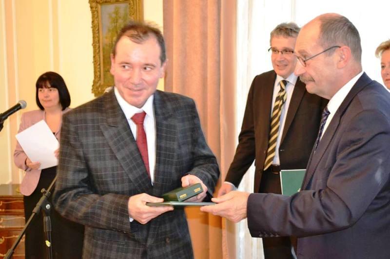 Martin Hristo s ungarskia prezident