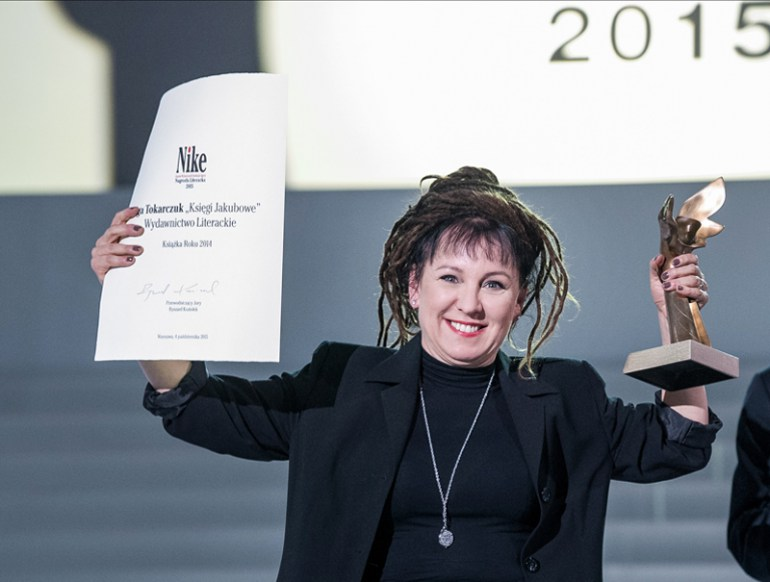 Olga Tokarchuk s NIKE