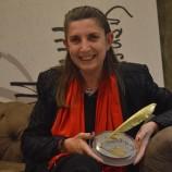 """Аксиния Михайлова е носителят на наградата за поезия """"Иван Николов"""" 2015"""