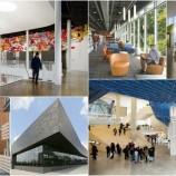 Впечатляващи библиотеки с награди за архитектура през 2016 (галерия)