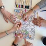 Книгите за оцветяване: терапия или проява на инфантилност?