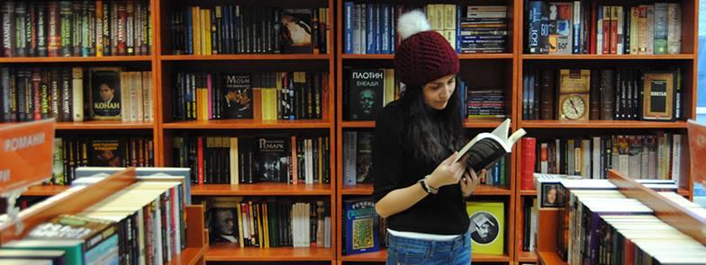 "Orange Center представя: ""Книжарите – поети, писатели, творци"""