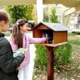 Къщичките за книги в Габрово се увеличиха с още 6, посвещават ги на Ран Босилек