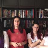 Книжни блогъри на щандовете на издателствата в акция #ЧетемЗаедно