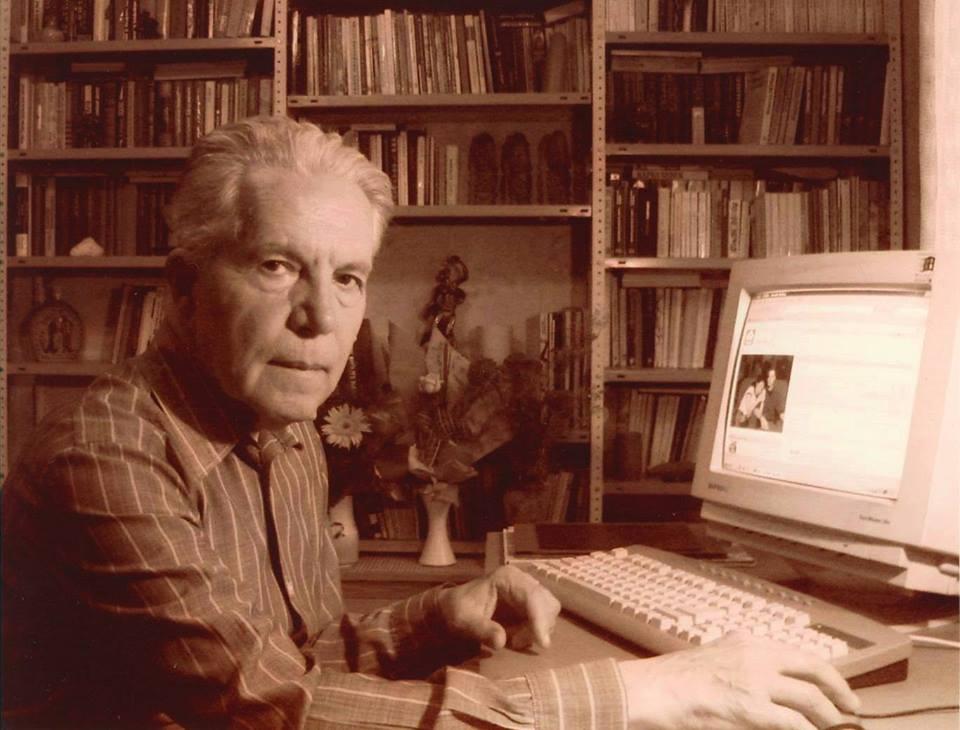 """Здравко Кисьов в """"Поетическа памет"""" на Столична библиотека"""