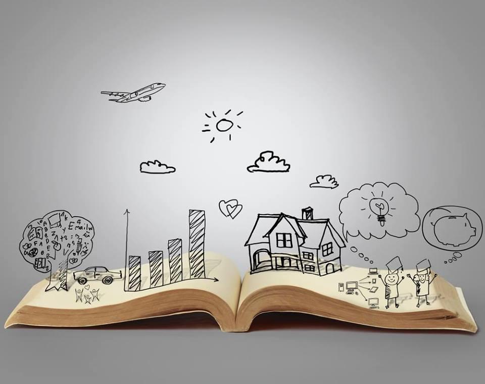 Литературни игри - творческо писане за деца 8+