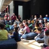 """""""Приказки в Софарма"""" събра над 120 деца и родители в подкрепа на инициативата """"Село назаем"""""""