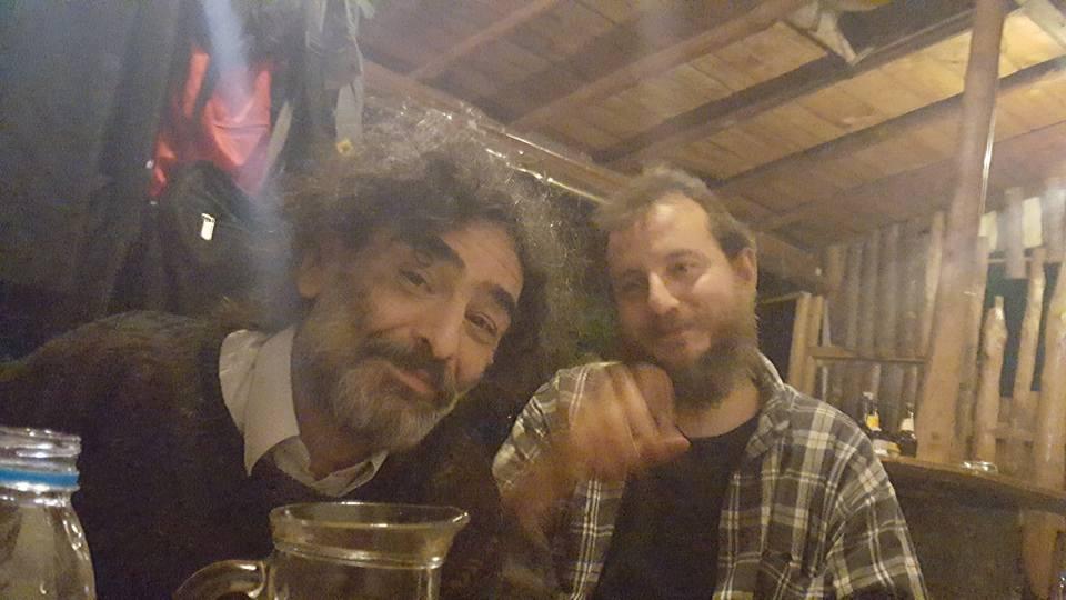 Поетичен дует в Делта блус бар: Роберт Леви и Манол Глишев