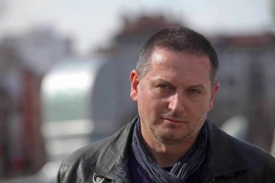 Георги Господинов – поет на юни в Столична библиотека