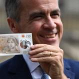 Джейн Остин заменя Чарлз Дарвин върху новата банкнота от 10 паунда