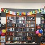 """Книжарницата на """"Хеликон"""" в Русе празнува осми рожден ден с томбола"""