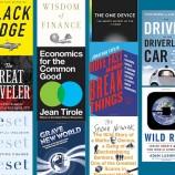 Сатя Надела и Томас Фридман с номинации за бизнес книга за 2017 на Financial Times