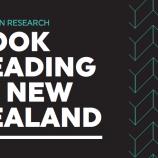 Близо 90% от новозеландците прочели поне по една книга през последната година