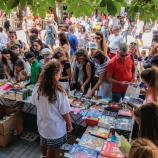 """Близо 3000 деца взеха участие в първия уикенд на """"Стара хартия за нова книга"""" [галерия]"""