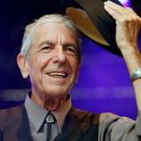 Неиздавана стихосбирка на Ленард Коен ще излезе догодина