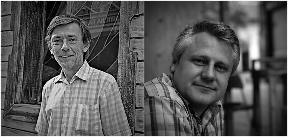Поетично четене с Том Филипс и Иван Христов